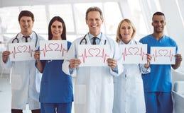 Ιατροί στη διάσκεψη στοκ φωτογραφία με δικαίωμα ελεύθερης χρήσης