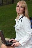 Ιατρός. Στοκ φωτογραφία με δικαίωμα ελεύθερης χρήσης