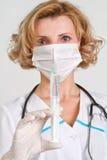 Ιατρός Στοκ φωτογραφία με δικαίωμα ελεύθερης χρήσης