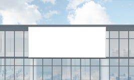 Διαφήμιση προσόψεων Στοκ φωτογραφία με δικαίωμα ελεύθερης χρήσης