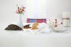 διαφορετικοί τύποι ζάχαρ&et Στοκ εικόνα με δικαίωμα ελεύθερης χρήσης