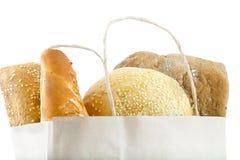 διαφορετικοί τύποι ψωμι&omic στοκ φωτογραφίες με δικαίωμα ελεύθερης χρήσης