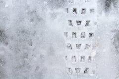 διαδρομή ροδών χιονιού Στοκ εικόνες με δικαίωμα ελεύθερης χρήσης