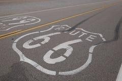 διαδρομή 66 Στοκ φωτογραφία με δικαίωμα ελεύθερης χρήσης
