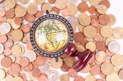 Ιδέα έννοιας επιχειρησιακών χρημάτων Στοκ φωτογραφίες με δικαίωμα ελεύθερης χρήσης