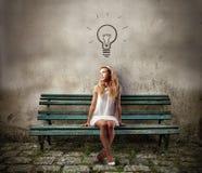 ιδέα Στοκ φωτογραφίες με δικαίωμα ελεύθερης χρήσης