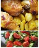 Ιδέες μεσημεριανού γεύματος στοκ εικόνες
