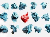 ιδέες που σπαταλιούνται Στοκ εικόνα με δικαίωμα ελεύθερης χρήσης