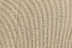 ιδανική σύσταση άμμου ανασκοπήσεων Υπόβαθρο Иeach Τοπ όψη στοκ εικόνα