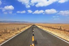 Ιδανικός δρόμος στοκ εικόνα
