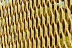 Ιδιαίτερα λεπτομερής εκλεκτής ποιότητας σύσταση μετάλλων υποβάθρου μετάλλων grunge Στοκ Εικόνες
