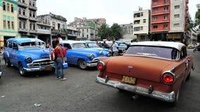 Κεντρική πόλη της Κούβας, Αβάνα στοκ φωτογραφίες με δικαίωμα ελεύθερης χρήσης