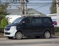 Ιδιωτικό αυτοκίνητο, μίνι φορτηγό Suzuki APV Στοκ Εικόνες