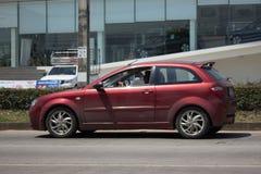 Ιδιωτικό αυτοκίνητο, πρωτόνιο νεω Στοκ Φωτογραφίες