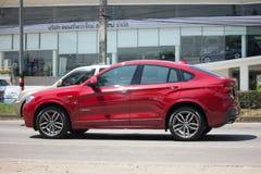 Ιδιωτικό αυτοκίνητο BMW X4 Στοκ εικόνα με δικαίωμα ελεύθερης χρήσης