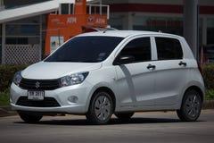 Ιδιωτικό αυτοκίνητο Eco, Suzuki Celerio Στοκ Εικόνα