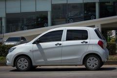 Ιδιωτικό αυτοκίνητο Eco, Suzuki Celerio Στοκ Εικόνες