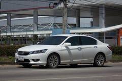 Ιδιωτικό αυτοκίνητο Honda Accord Στοκ φωτογραφίες με δικαίωμα ελεύθερης χρήσης