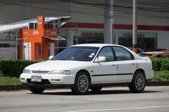 Ιδιωτικό αυτοκίνητο Honda Accord Στοκ εικόνα με δικαίωμα ελεύθερης χρήσης