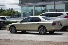 Ιδιωτικό αυτοκίνητο Honda Accord Στοκ φωτογραφία με δικαίωμα ελεύθερης χρήσης