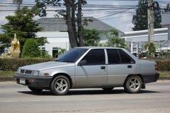 Ιδιωτικό αυτοκίνητο, Mitsubishi Lancer Στοκ Φωτογραφία