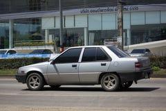 Ιδιωτικό αυτοκίνητο, Mitsubishi Lancer Στοκ Εικόνες