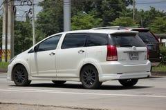 Ιδιωτικό αυτοκίνητο MPV, επιθυμία της Toyota στοκ φωτογραφίες