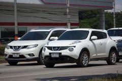 Ιδιωτικό αυτοκίνητο, Nissan Juke Στοκ Εικόνα