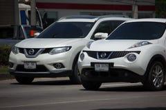 Ιδιωτικό αυτοκίνητο, Nissan Juke Στοκ Φωτογραφία