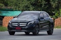 Ιδιωτικό αυτοκίνητο suv, Benz GLA250 Στοκ εικόνες με δικαίωμα ελεύθερης χρήσης