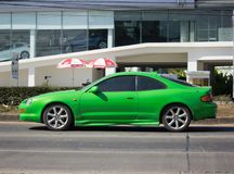 Ιδιωτικό αυτοκίνητο, Toyota Celica Στοκ Φωτογραφία