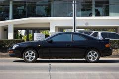 Ιδιωτικό αυτοκίνητο, Toyota Celica Στοκ φωτογραφία με δικαίωμα ελεύθερης χρήσης