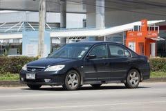 Ιδιωτικό παλαιό αυτοκίνητο Honda Civic Στοκ Εικόνες