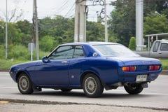 Ιδιωτικό παλαιό αυτοκίνητο, Toyota Celica TA 22 Coupe ο ΥΠΟΛΟΧΑΓΌΣ 1600 Στοκ Φωτογραφίες