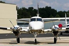 ιδιωτικό στήριγμα αεροπ&lambda Στοκ Εικόνες