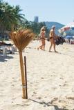 Ιδιότητες παραλιών παραλία καθαρή στοκ εικόνα με δικαίωμα ελεύθερης χρήσης