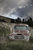 διεθνές φορτηγό της δεκαετίας του '50 Στοκ εικόνα με δικαίωμα ελεύθερης χρήσης