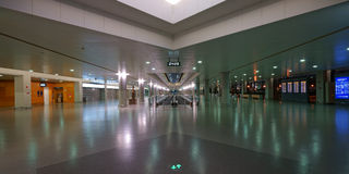 διεθνές pudong Σαγγάη αερολι& Στοκ φωτογραφία με δικαίωμα ελεύθερης χρήσης