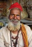 Ιερά άτομα Sadhu Στοκ εικόνα με δικαίωμα ελεύθερης χρήσης