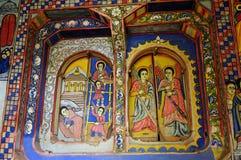 Ιερές εικόνες στην Αιθιοπία Στοκ φωτογραφία με δικαίωμα ελεύθερης χρήσης