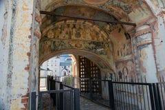 Ιερές πύλες Στοκ φωτογραφία με δικαίωμα ελεύθερης χρήσης