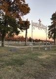 Ιερή αποστολή και νεκροταφείο καρδιών στοκ φωτογραφίες