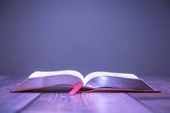 Ιερή Βίβλος γυναικών Στοκ φωτογραφίες με δικαίωμα ελεύθερης χρήσης