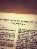 Ιερή Βίβλος στοκ εικόνα με δικαίωμα ελεύθερης χρήσης