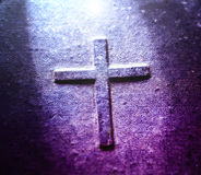 Ιερή Βίβλος Στοκ Εικόνα