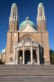 Ιερή βασιλική καρδιών των Βρυξελλών Στοκ Εικόνα