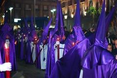 ιερή εβδομάδα semana santa Στοκ Εικόνα