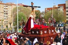 ιερή εβδομάδα semana santa στοκ εικόνες