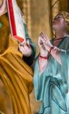 Ιερή επίκληση χεριών Στοκ εικόνες με δικαίωμα ελεύθερης χρήσης