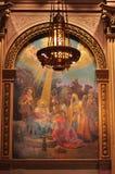 ιερή ζωγραφική Στοκ εικόνα με δικαίωμα ελεύθερης χρήσης